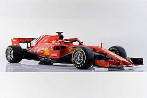 BRÉKING: itt az új Ferrari – Vettel és Räikkönen gépe - SF71H