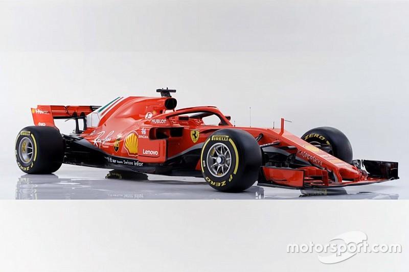 Galería: Así es el nuevo Ferrari SF71H