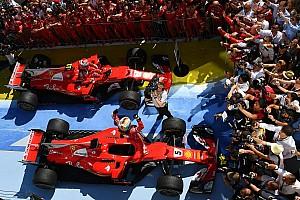 Formule 1 Actualités Ferrari prévient: