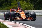 В McLaren выразили восхищение Норрисом на тестах