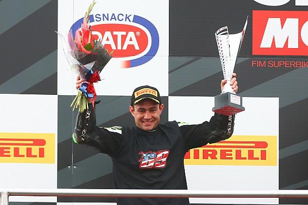 World Superbike Haslam menjawab kepercayaan dengan podium kedua