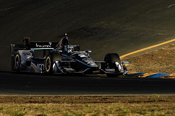IndyCar-Finale 2017 in Sonoma: Josef Newgarden auf Pole