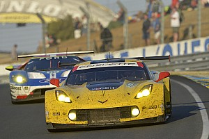 "Le Mans Breaking news Corvette team ""can't feel bad"" despite last-lap defeat"