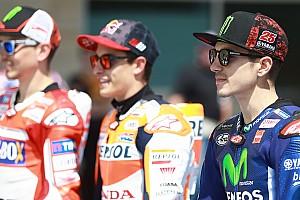 MotoGP Breaking news Vinales nantikan pertarungan melawan Marquez