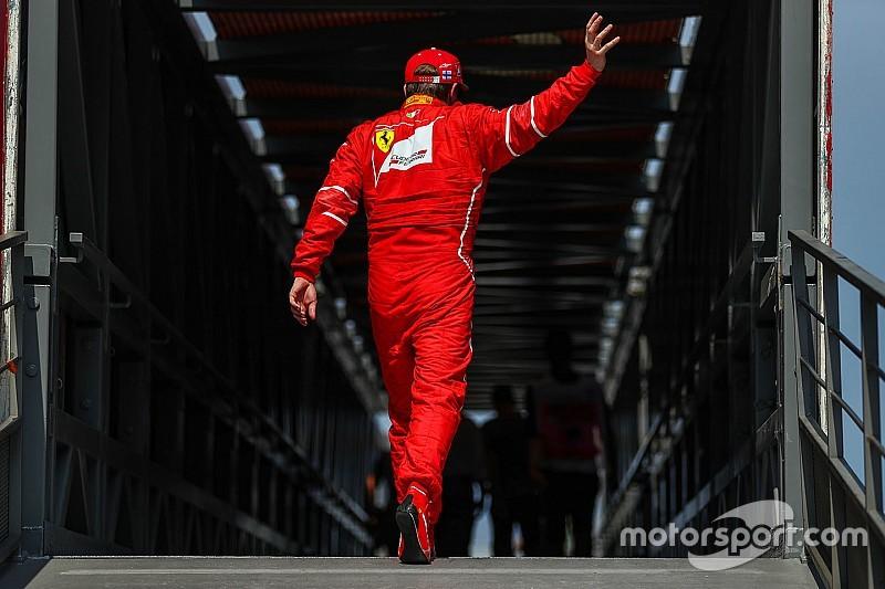 Райкконен уйдет из Ferrari по итогам сезона