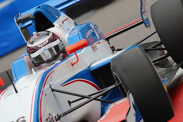 Formula Renault Breaking news Start spektakuler Presley belum berujung manis di Race 1 Monako