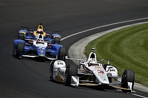 IndyCar Reporte de prácticas