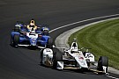 Castroneves leads final Indy 500 practice on Carb Day