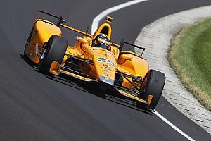 Alonso espère une livrée F1 inspirée d'Indianapolis