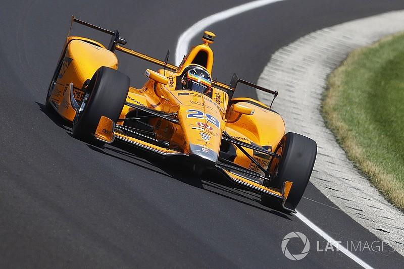 "McLaren IndyCar return ""looking favorable"" says Brown"