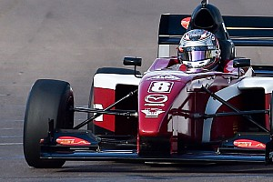 Pro Mazda Race report St Pete Pro Mazda: Martin holds off Franzoni for victory