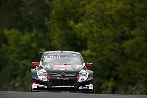 WTCC Résumé de qualifications Qualifications - La pole pour Rob Huff, première ligne 100% Citroën !