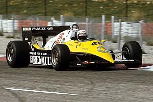 Формула 1 Самое интересное Новую машину Renault покажут сегодня. А пока посмотрите на старые