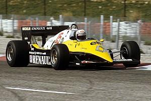 Галерея: усі боліди Renault у Формулі 1 із 1977 року