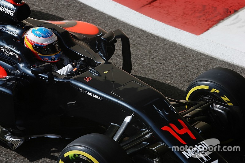 McLaren F1 team confirms BP/Castrol switch