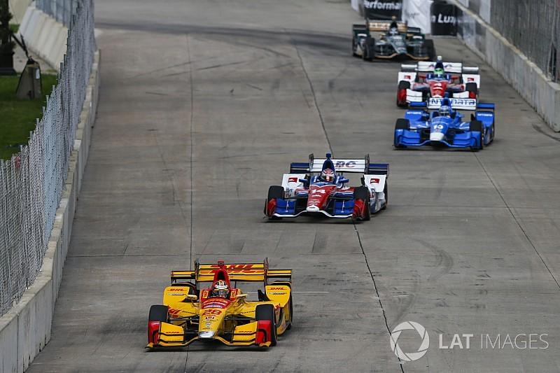 """Ryan Hunter-Reay """"no puede esperar"""" la temporada 2018 de IndyCar"""