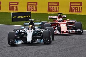 Формула 1 Спеціальна можливість Відео: еволюція дуелі Хемілтон — Феттель у сезоні Ф1 2017 року