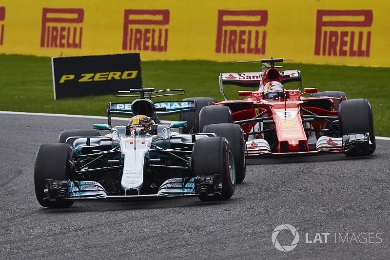 Cuquerella: Ferrari bu yıl 18 yarışın 5'inde en iyi araca sahipti