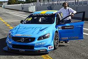 Yvan Muller se une a Volvo como asesor y piloto de desarrollo