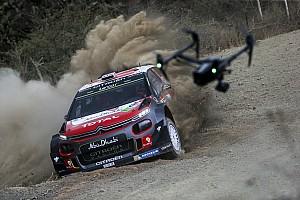 WRC Rapport d'étape ES4 à 8 - Meeke installe Citroën en tête !