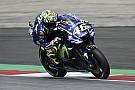 Rossi ve Vinales lastik problemi yaşamışlar