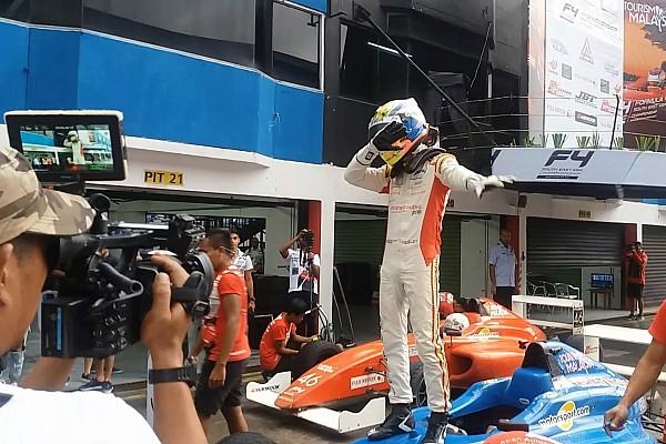 Formula 4 SEA Siaran pers F4 SEA kembali hadir di Sentul, ajang pencarian pembalap F1 masa depan