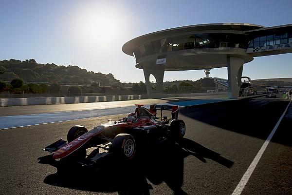 GP3 у Хересі: Рассел і Ейткен найшвидші у вільній практиці