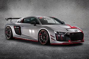 Auto Actualités Audi dévoile les prix de la R8 LMS GT4