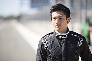Super Formula Breaking news Honda to field Haryanto in Super Formula rookie test