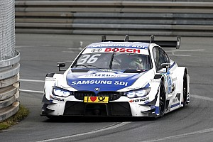 DTM Reporte de la carrera Martin se lleva la victoria en una complicada segunda carrera en Norisring