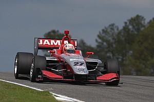 Indy Lights Crónica de Clasificación Jamin toma la primera pole y Urrutia es quinto