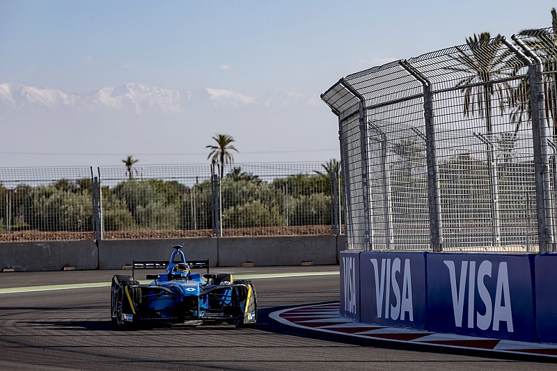 Marrakesh ePrix: Buemi fights back to take second win