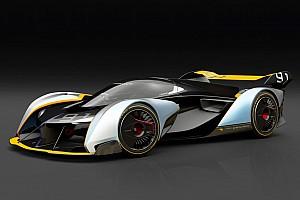 Симрейсинг Новость McLaren представила суперкар для Gran Turismo