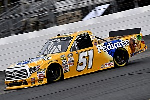 NASCAR Truck Breaking news Penalties upheld against Kyle Busch Motorsports after appeal