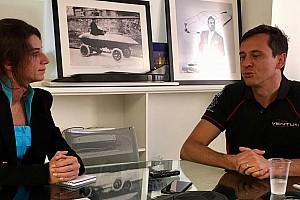 Formel E Interview Franck Baldet (Venturi):