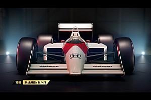 eSports Ultime notizie F1 2017: ecco la lista completa delle vetture storiche del videogioco
