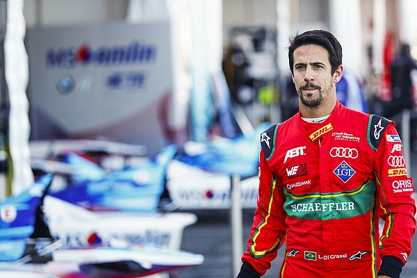 Di Grassi slams da Costa after Paris crash