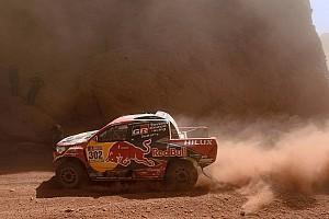 Dakar Breaking news De Villiers: Inaccurate roadbook behind Dakar navigation