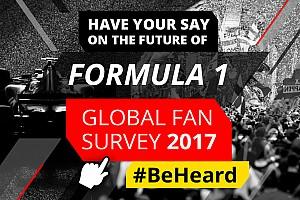 Motorsport Network запускає друге Глобальне опитування уболівальників Формули 1