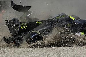 ELMS I più cliccati Fotogallery: il brutto incidente di Delomier nei test ELMS di Monza