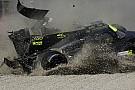 ELMS Fotogallery: il brutto incidente di Delomier nei test ELMS di Monza