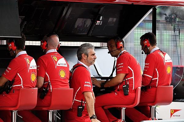 Ferrari ya ha decidido quién será el ingeniero de pista de Raikkonen