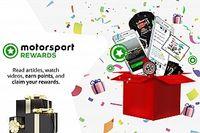 A Motorsport Network kiadta a piac első hűségprogramját, a Motorpsort Rewardsot