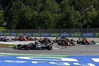 Remek F1-es onboard felvételek az Osztrák Nagydíj rajtjáról