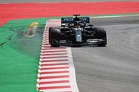 Volledige uitslag tweede training Grand Prix van Spanje F1