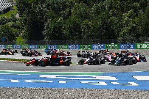 Austria F2: Drugovich se estrena en la victoria tras tres Safety Car