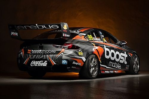 Second Boost entry joins Supercars grid