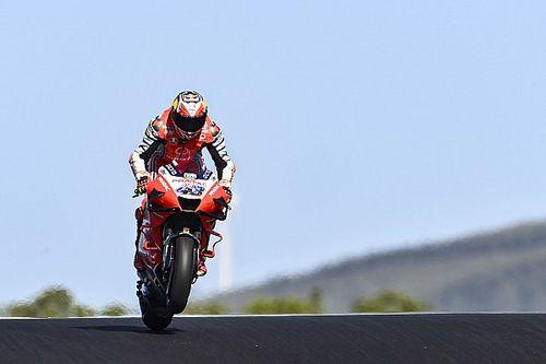 Miller: fontosabb egy Pramacos győzelem, mint a Ducati bajnoki címe