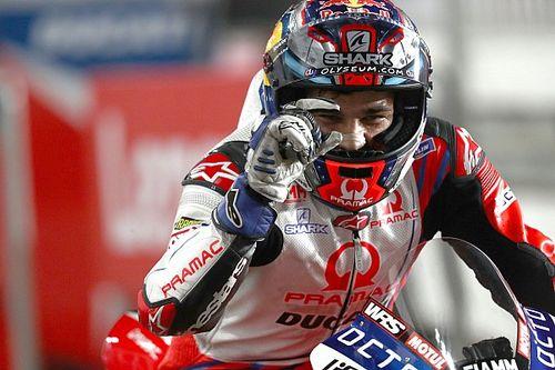 Ducati Tak Sabar Lihat Kemampuan Martin di Trek Asing