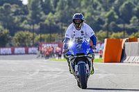 Mir onbesloten over startnummer voor 2021, Suzuki wil graag #1